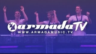 Клип Armin van Buuren - D# Fat ft. W&W