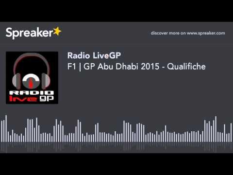 F1 | GP Abu Dhabi 2015 - Qualifiche