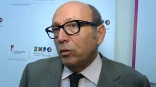 Franciacorta per #Expo2015 26 gennaio - Maurizio Zanella