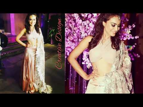 Latest lehenga collection/Surbhi Jyoti( Bela From Naagin3) lookbook | Trend 2018