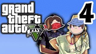 Grand Theft Auto V: Clowning Around - PART 4 - Steam Train