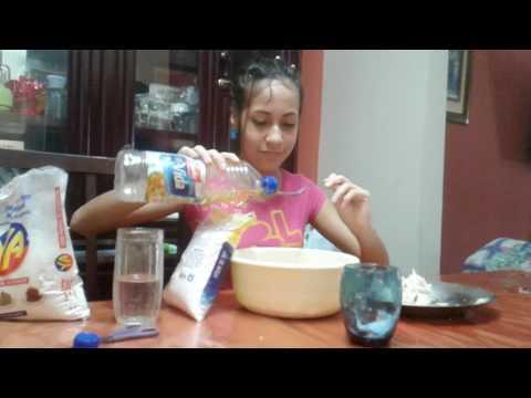 Como hacer plastilina Pamela Muñoz 8C
