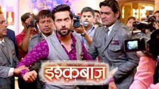 Ishqbaaz   13th October 2016   Shivaay Gets ARRESTED For MURDERING Gayatri?   SHOCKING