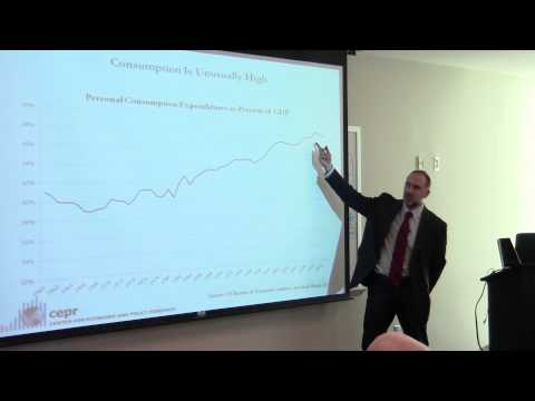 Dean Baker - The Long Downturn: Why it persists