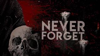 NERVOSA - Never Forget, Never Repeat (Lyric video)