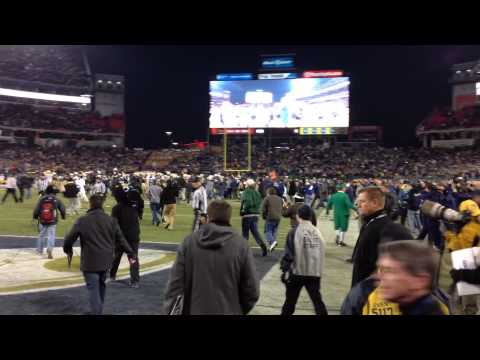 Notre DameLSU 2014 Music City Bowl