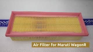 Air Filter for Maruti Suzuki WagonR