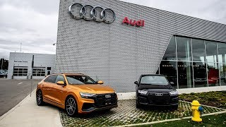 Audi Q8 vs Audi Q7 - Which would you pick?