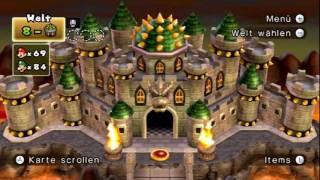 Let's Play Together New Super Mario Bros. Wii #023 [GERMAN] Das Finale! Teil 2