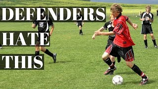 Soccer Moves That Defenders Really Hate