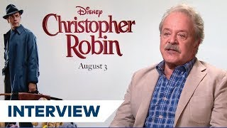 Jim Cummings Gives His Best Pooh And Tigger Impression | Disney's Christopher Robin Interview