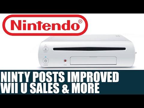 Nintendo Posts Improved Financials For April-Sept | Wii U & 3DS Sales Detailed