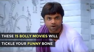 These 15 Best Bolly Movies Will Tickle Your Funny Bone While On Qurantine | DforDelhi