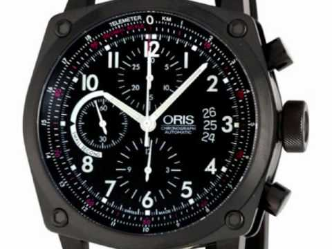 Oris Aviation BC4 Chronograph Automatic Mens Watch 674-7633-4764LS