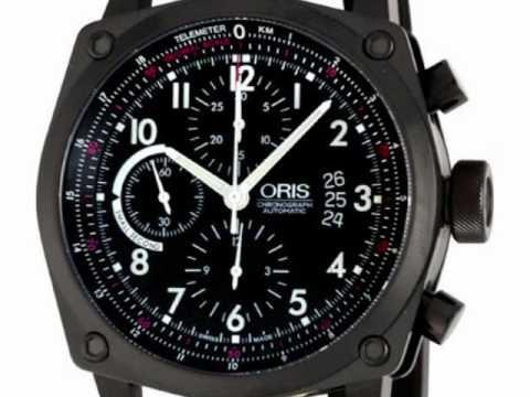 Oris Aviation BC4 Chronograph Automatic Mens Watch 674-7633-4764LS