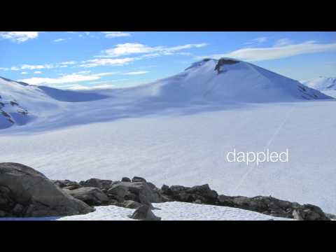 AGU Student Video Contest:  What Color is a Glacier?