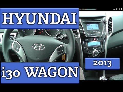 Hyundai i30 2013 Wagon 1.6 135PS Style