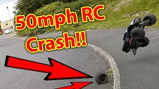 Kev's RC Car Crash & Bash Compilation VOL 2