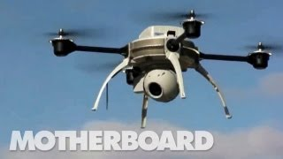 Drone On: the Future of UAV Over the US  8/5/13