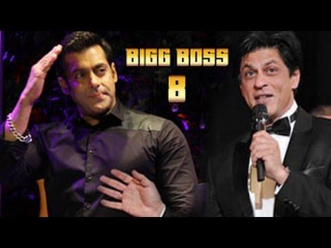 Salman Khan wants Shahrukh Khan as Bigg Boss 8 HOST