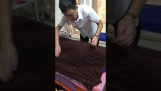 chinese traditional medicine massage fire
