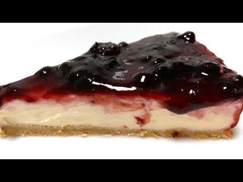 Tarta De Queso Sin Horno En Monsieur Cuisine Connect Youtube