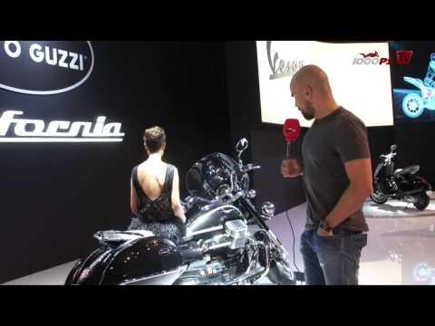 Premiere MotoGuzzi California 1400 neu 2013
