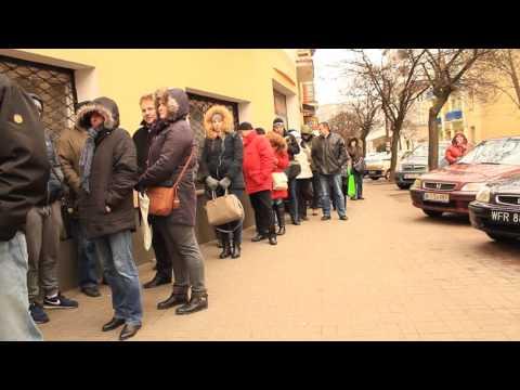 Tłusty Czwartek W Warszawie
