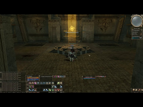 Lineage II - Seven Signs - To the Monastery of Silence