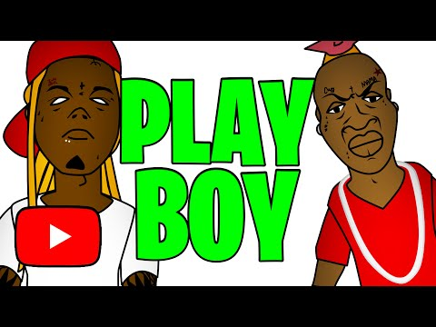 WE ARE YOUNG MONEY (Cartoon) Video