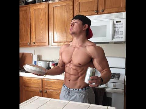 Matt Ogus - Cutting Diet - Meal by Meal