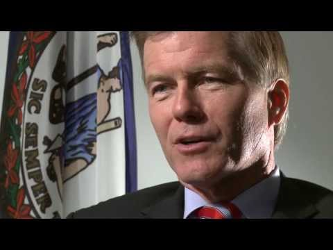 Governor Bob McDonnell ONE on ONE