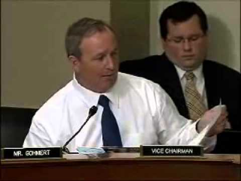 Congressman Duncan Speaks at Hearing on Offshore Energy Exploration