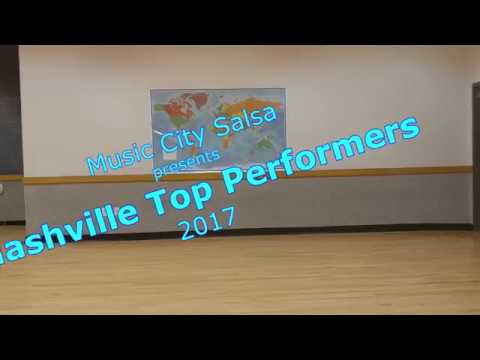 Nashville Top Performers 2017-  10Aug17 - Cha Cha Cha w. Debbie