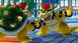 Super Mario Party - Challenge Road with Bowser Full Walkthrough