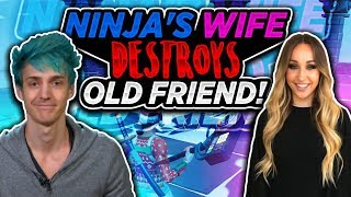 Ninja's Long Time Friend Tries To Expose Ninja For Free Clout And Jess Destroys Him