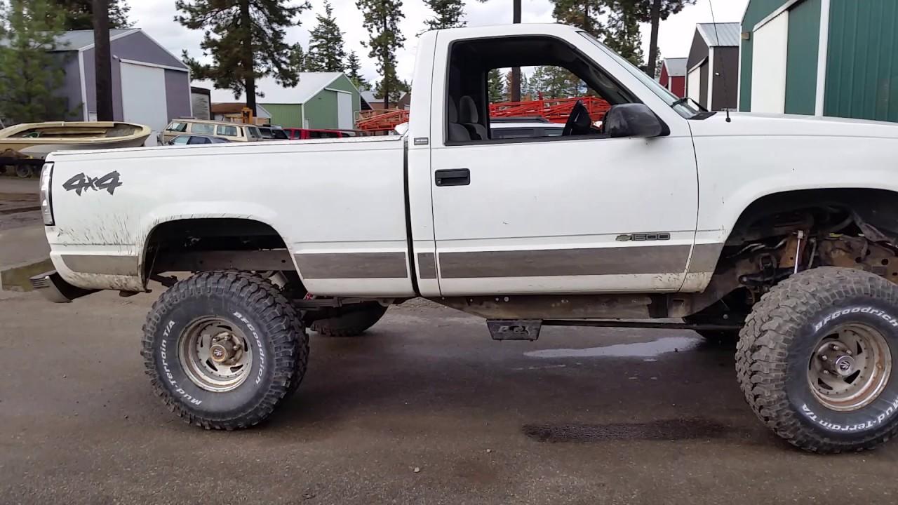 1989 chevy silverado single cab