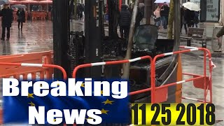Paris starts cleaning after yellow Vest ! Breaking News