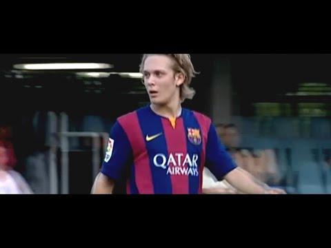 Alen Halilović vs Sabadell - Individual Highlights - 2014/08/30