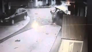 [a sudden explosion] Video