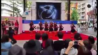 Short Hair(단발머리) - AOA Dance Cover by K-MUSE @Korean Party in Oita