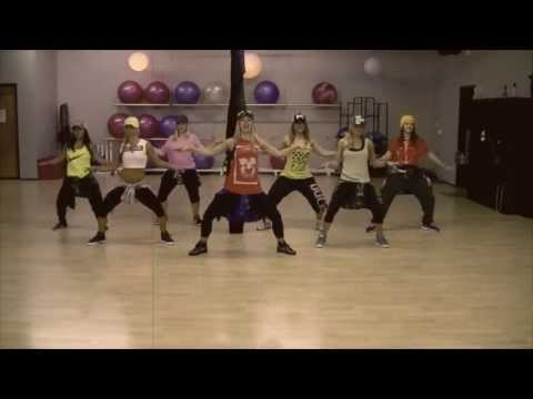 'love More' Chris Brown Dance Fitness video