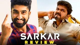 Sarkar Review – FIRST ON NET – [First Half Interval] | Thalapathy Vijay | AR Murugadoss