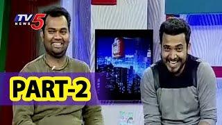 Jabardasth Getup Srinu Jabardasth Ram Prasad Funny Interview