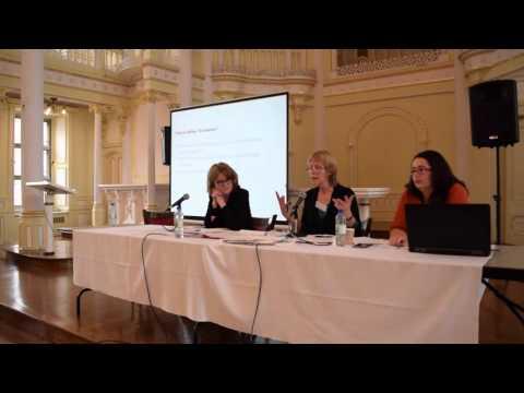 Séminaire sur l'économie à l'université - Sylvie Morel