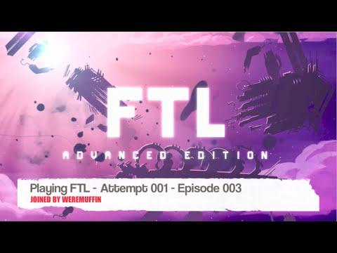 Inversedarkfox Plays STEAM - FTL attempt 001 Episode 003