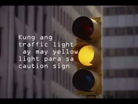 Love is like a traffic light -kwxd07fGvhM