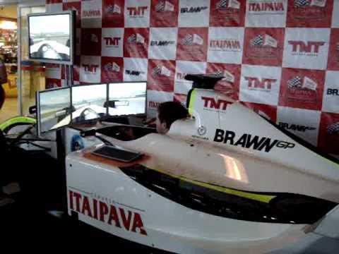 Brawn GP Simulator