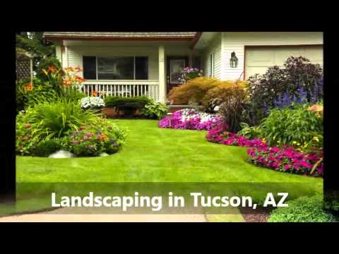 Landscaping Tucson AZ A and K Landscaping LLC