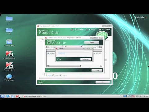 Windows 7/XP: Completely Remove Viruses, Malware & Adware w/ Kaspersky 10